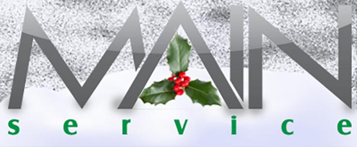 Auguri di un Felice Natale a tutti voi