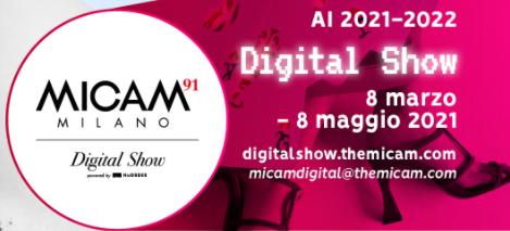 Micam 91: la prima edizione completamente in digitale